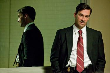 Jon Hamm as FBI Special Agent Adam Frawley in &quot;The Town.&quot;